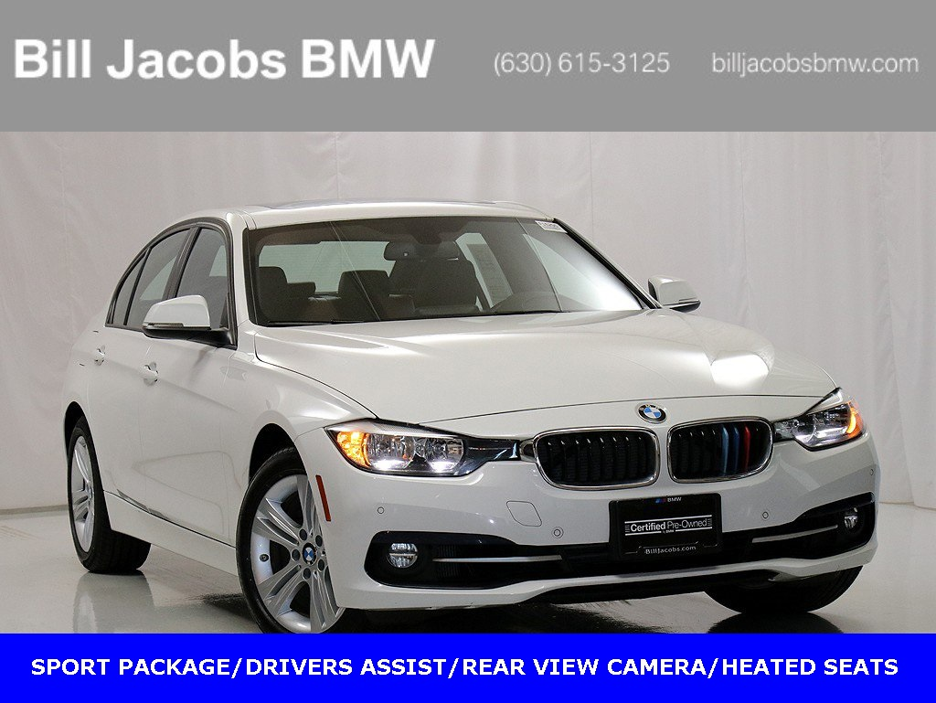 2016 BMW 3-Series 328i xDrive photo
