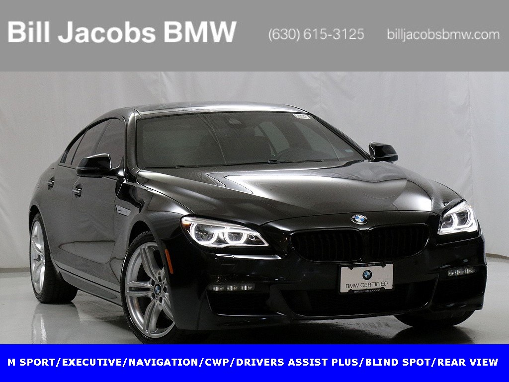 new bmw 6 series for sale in chicago il the car connection. Cars Review. Best American Auto & Cars Review