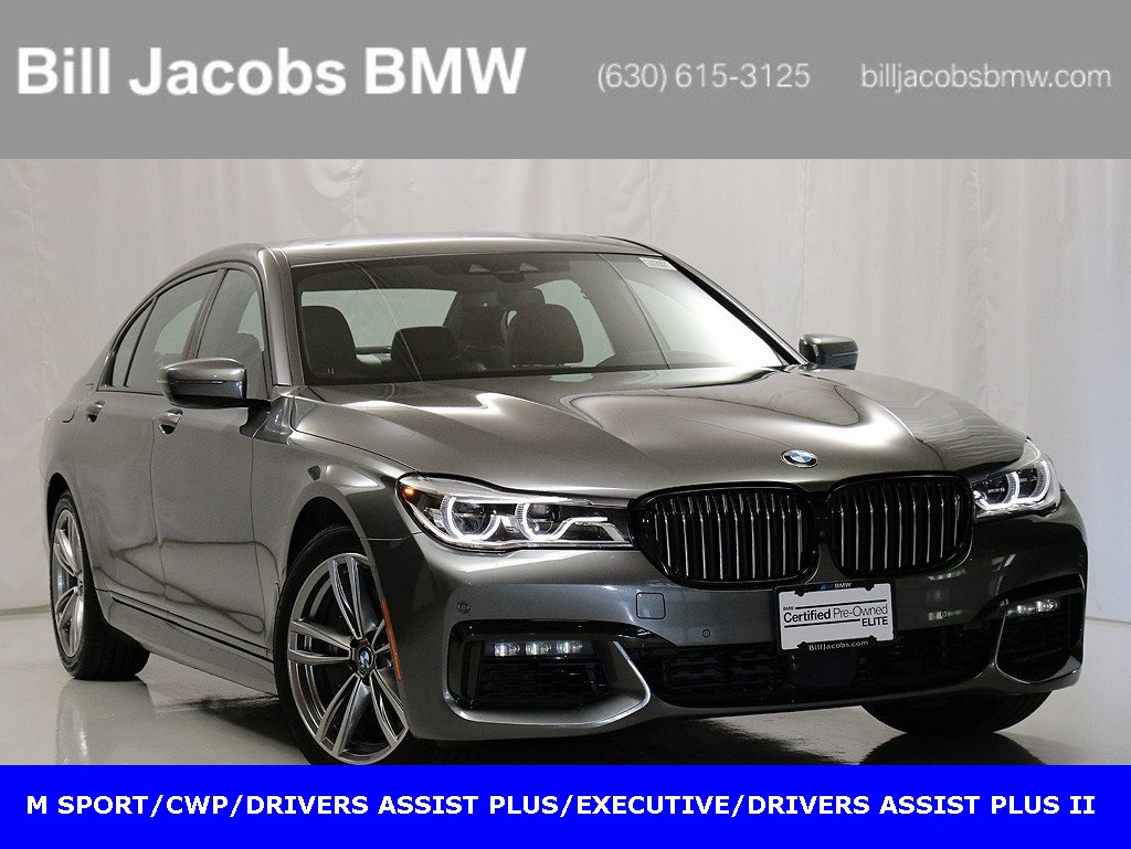 2016 BMW 7-Series 750i xDrive photo
