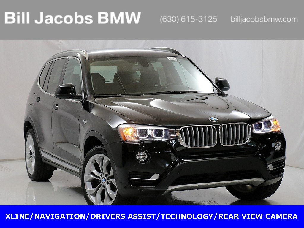 2016 BMW X3 Series xDrive28i