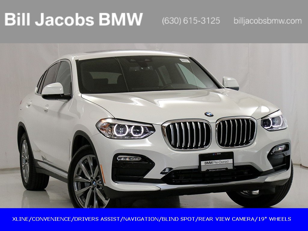 2019 BMW X4 Series xDrive30i