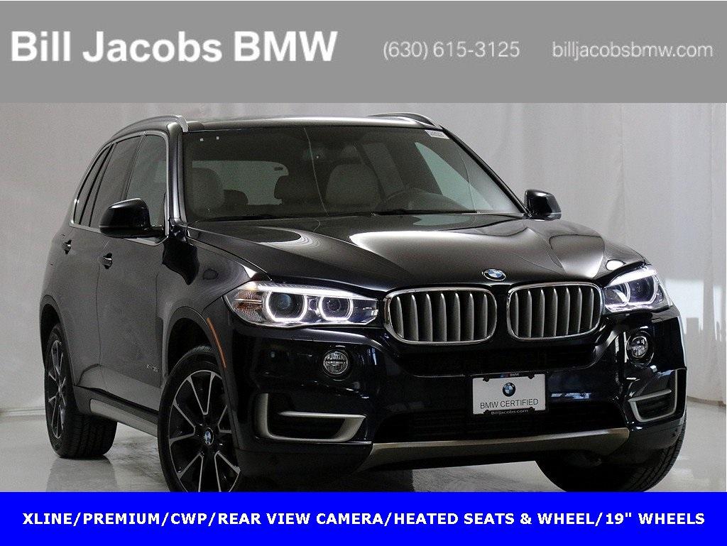 2017 BMW X5