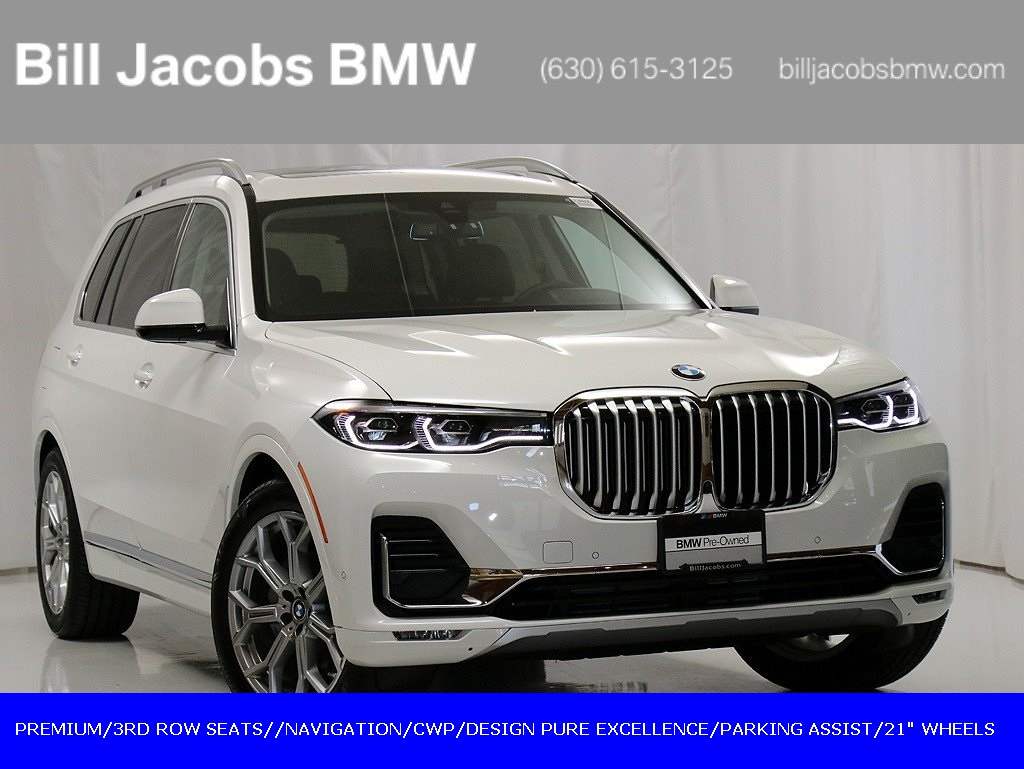 2019 BMW X7 Series xDrive40i