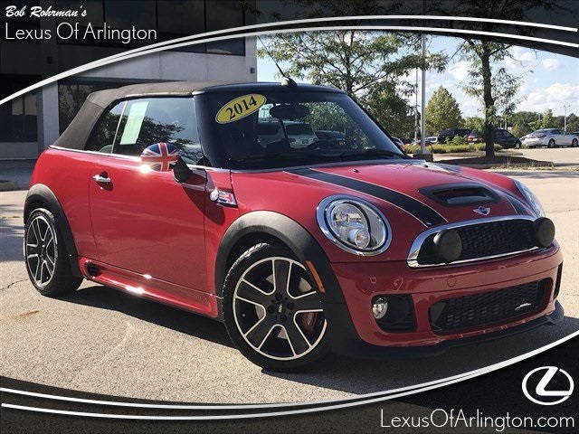 MINI Cooper Convertible Under 500 Dollars Down