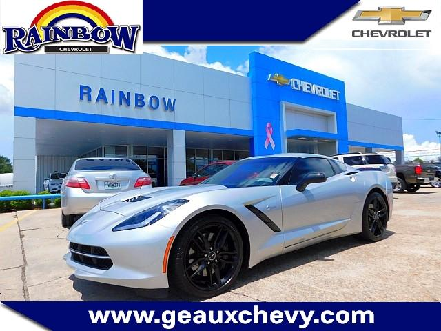 New And Used Chevrolet Corvette Stingrays For Sale In