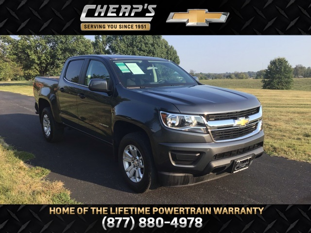 2017 Chevrolet Colorado  photo