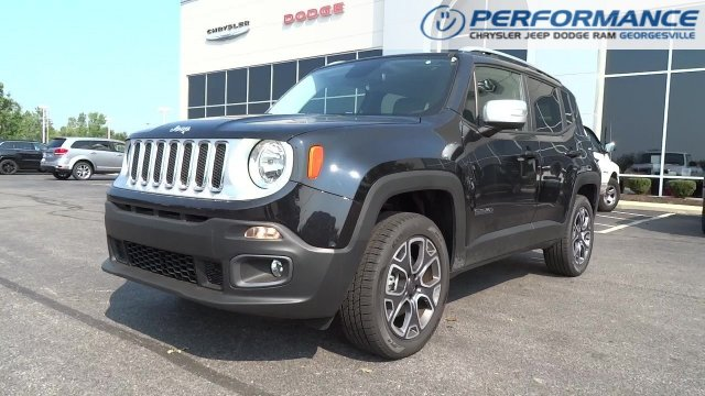 New and Used Jeep Renegade For Sale in Columbus OH The