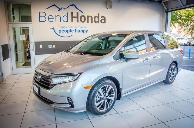 2021 Honda Odyssey Touring photo