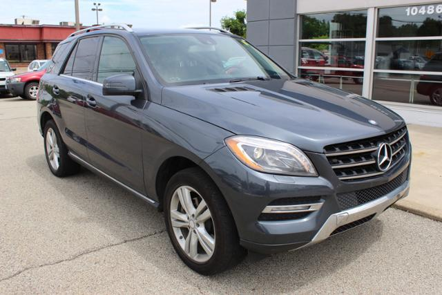 2013 Mercedes-Benz ML