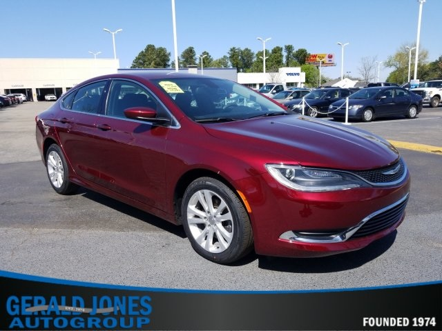 Pre Owned Chrysler 200 Under $500 Down