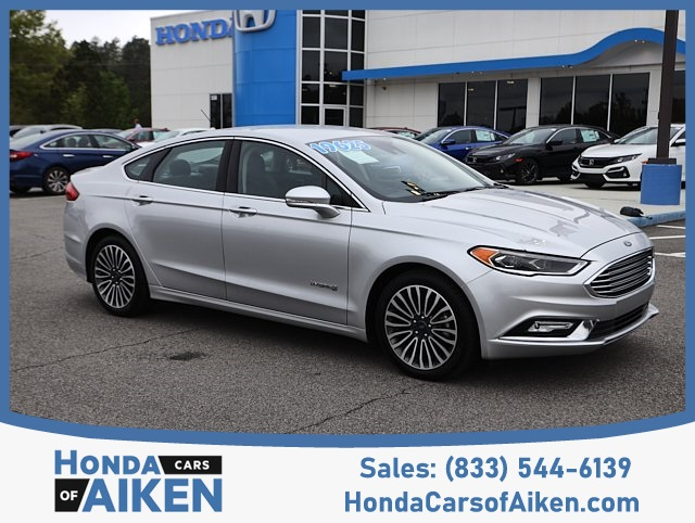 2018 Ford Fusion Hybrid Titanium photo