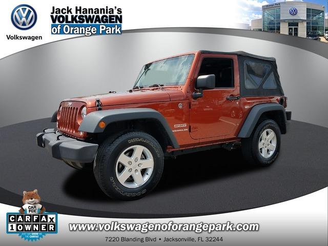 new and used jeep wrangler for sale in jacksonville fl u s news world report. Black Bedroom Furniture Sets. Home Design Ideas