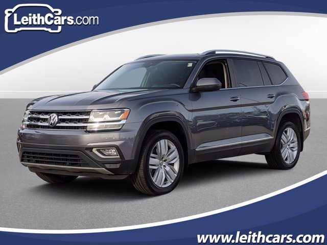 2019 Volkswagen Atlas 3.6L V6 SEL photo