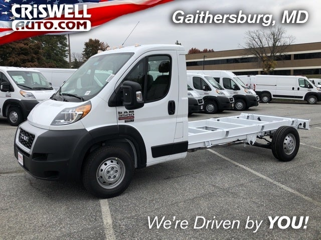 2019 Ram Promaster Chassis Cab