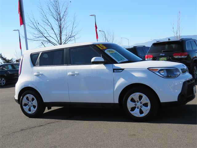 new and used kia souls for sale in medford oregon or. Black Bedroom Furniture Sets. Home Design Ideas