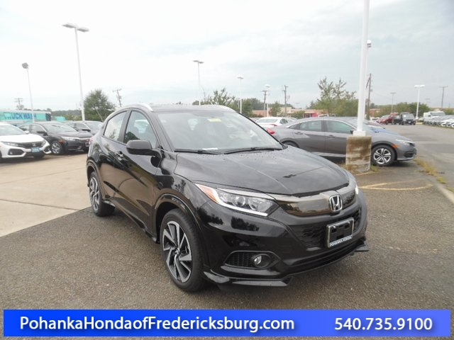 2019 Honda HR-V Sport photo
