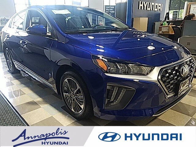 2021 Hyundai Ioniq Plug-In Hybrid  photo