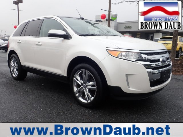2014 Ford Edge Limited photo