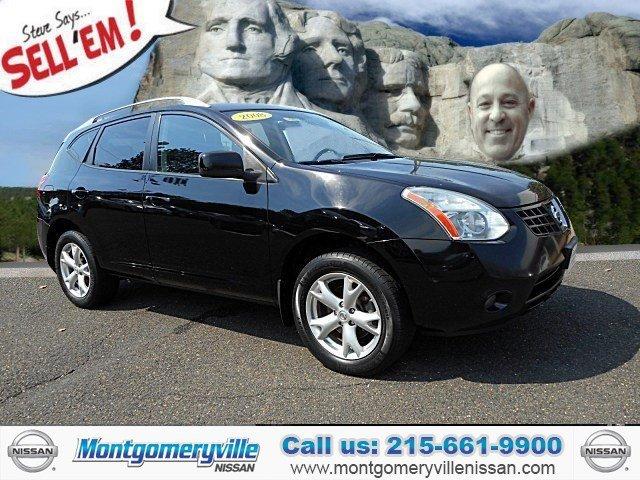 Rent To Own Nissan Rogue in Montgomeryville