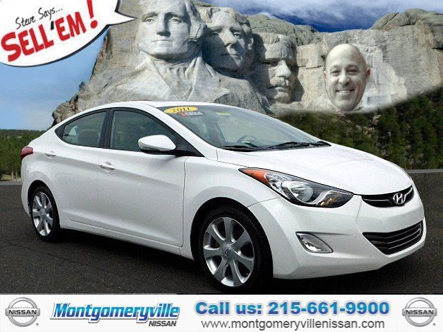 Rent To Own Hyundai Elantra in Montgomeryville