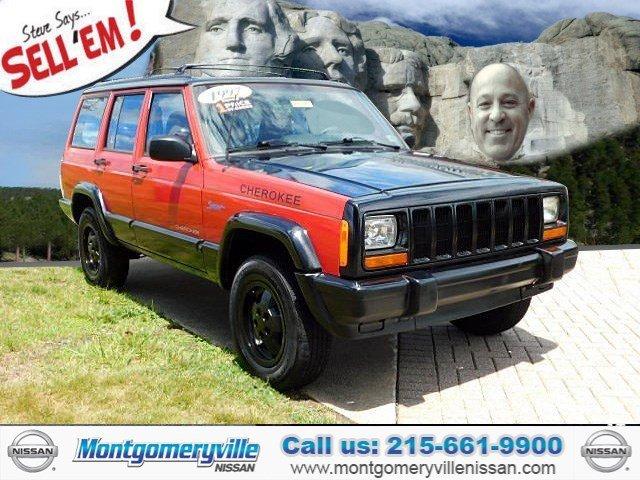 Rent To Own Jeep Cherokee in Montgomeryville