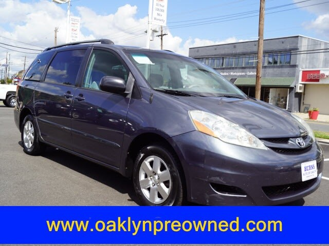Toyota Sienna Under 500 Dollars Down