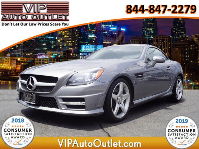 Mercedes-Benz SLK-Class Under 500 Dollars Down
