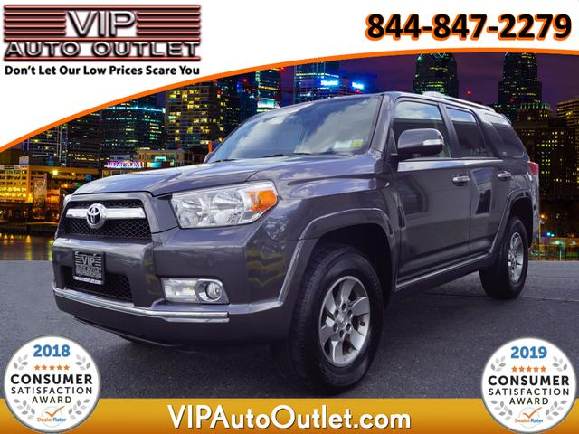 Toyota 4Runner Under 500 Dollars Down