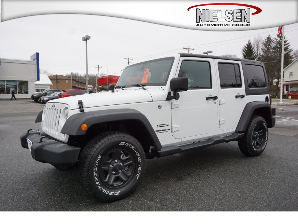 new and used jeep wrangler for sale in sussex nj u s news world report. Black Bedroom Furniture Sets. Home Design Ideas