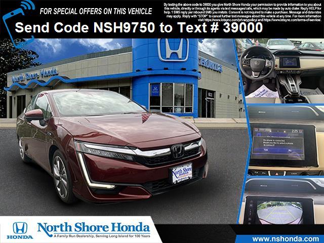 Honda Clarity Plug-In Hybrid Under 500 Dollars Down