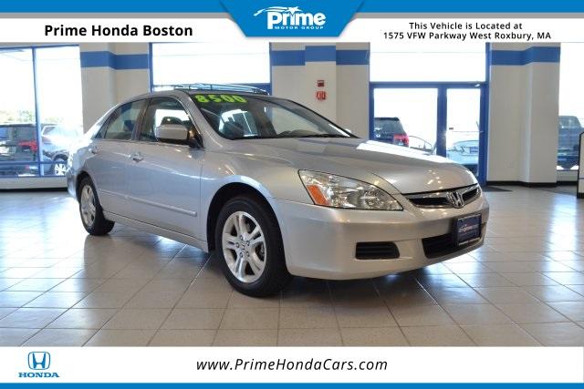 2007 Honda Accord Sdn
