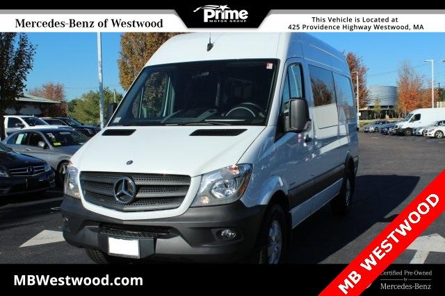 Used mercedes benz sprinter passenger vans for sale in san for Mercedes benz sprinter san diego