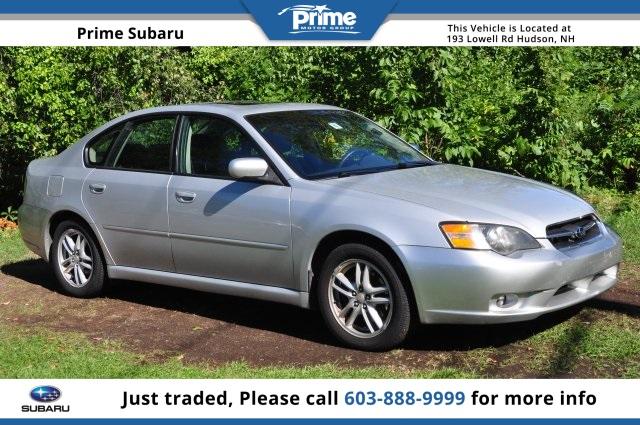 2005 Subaru Legacy Sedan (Natl)