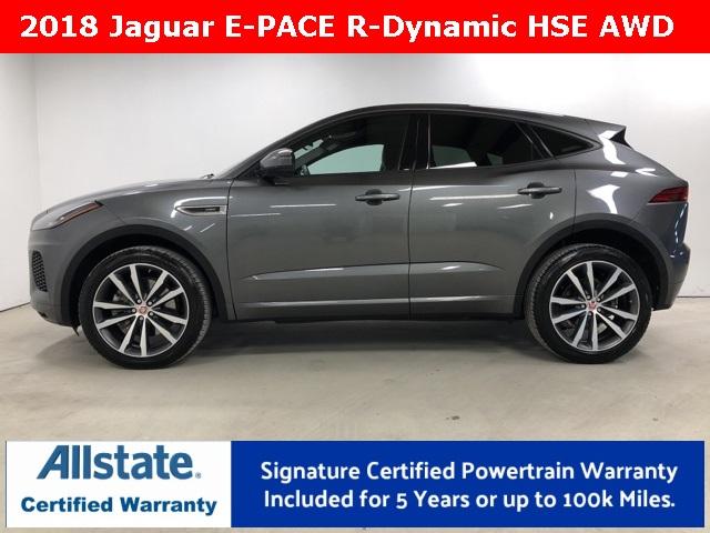 2018 Jaguar E-Pace  photo