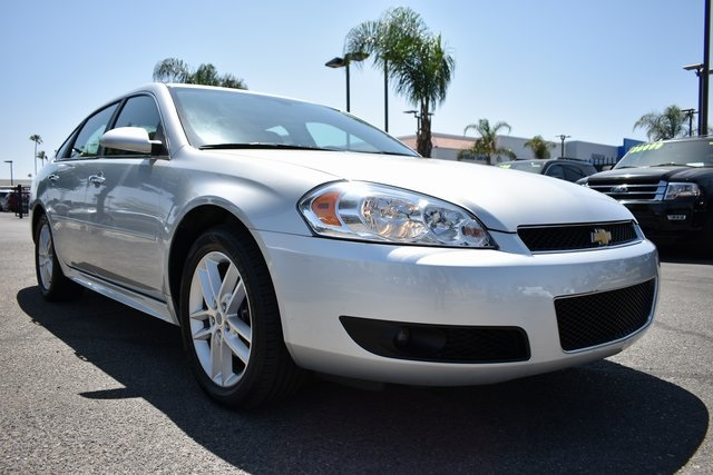 Chevrolet Impala Limited Under 500 Dollars Down