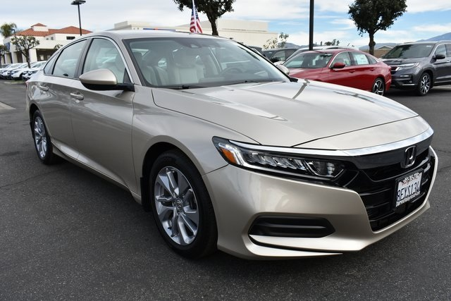 2018 Honda Accord photo