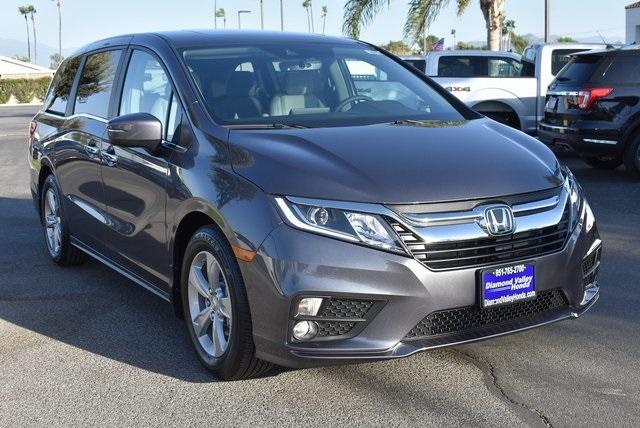 2020 Honda Odyssey EX-L photo