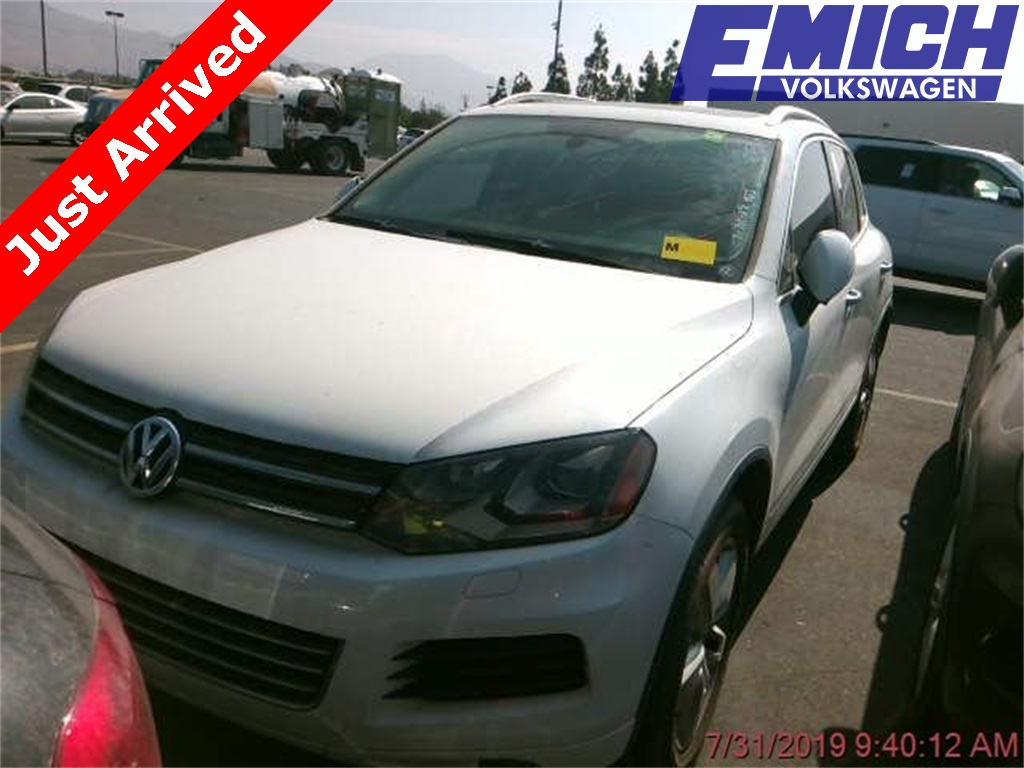 Volkswagen Touareg Under 500 Dollars Down