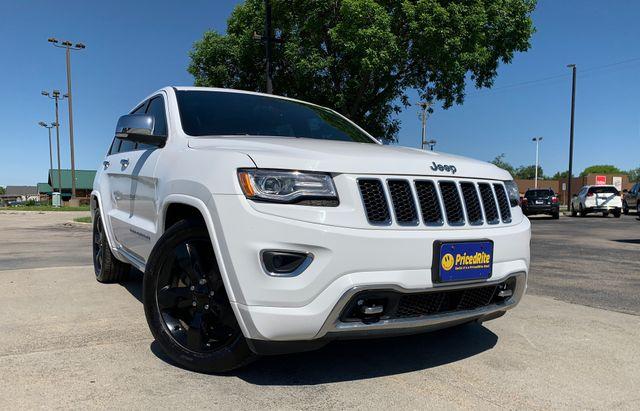 2015 Jeep Grand Cherokee Overland photo