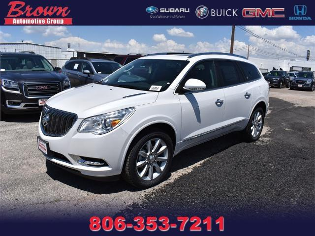 2017 Buick Enclave Leather photo