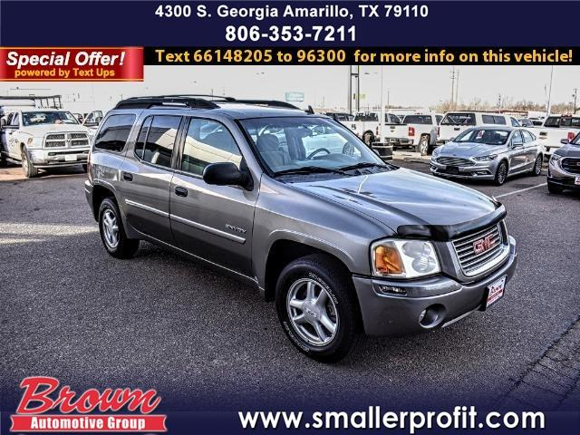 Rent To Own GMC Envoy XL in AMARILLO