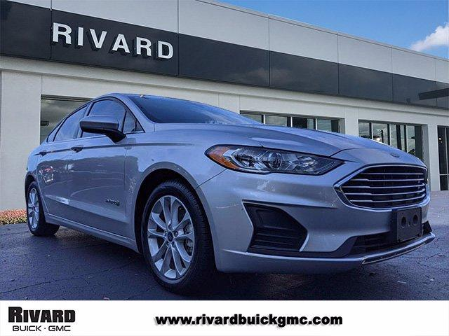 Ford Fusion Hybrid Under 500 Dollars Down