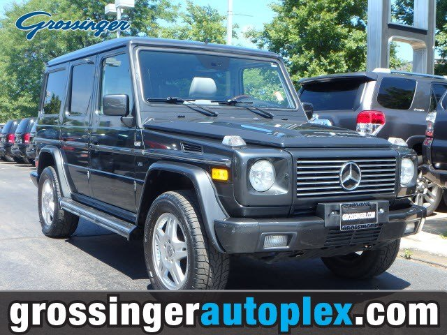 New And Used Mercedes Benz G Class For Sale In Chicago Il