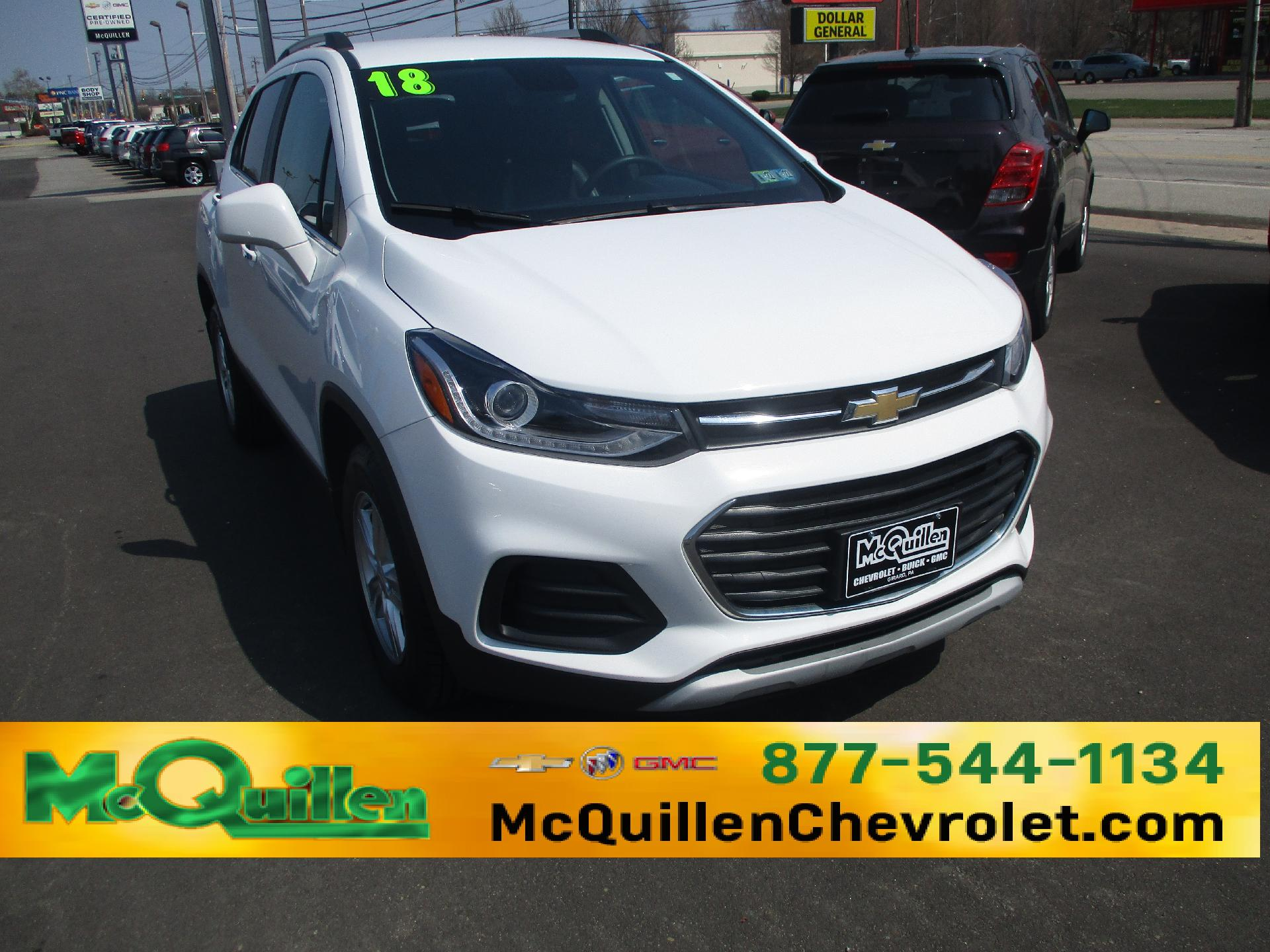 Chevrolet Trax Under 500 Dollars Down
