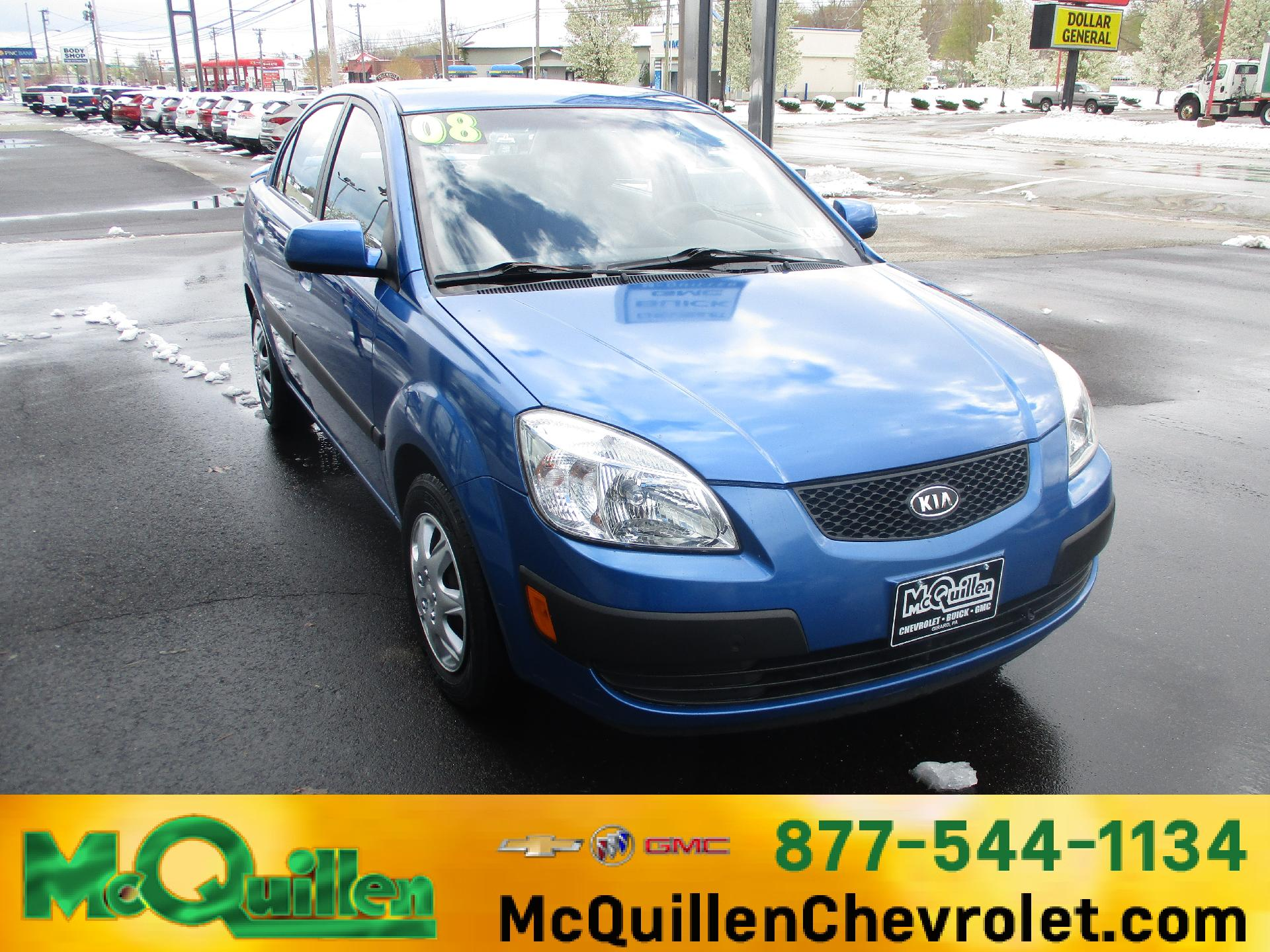Kia Rio Under 500 Dollars Down