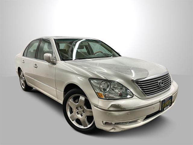 Lexus LS 430 Under 500 Dollars Down