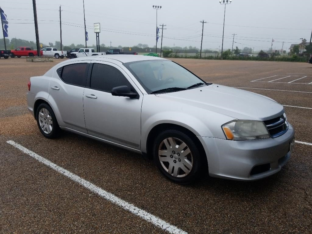 Dodge Avenger Under 500 Dollars Down