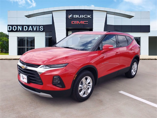 2020 Chevrolet Blazer LT photo