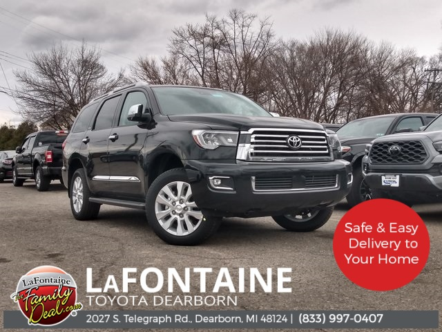 2021 Toyota Sequoia  photo