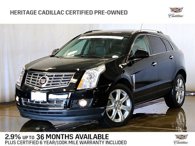 2016 Cadillac SRX Premium Collection photo